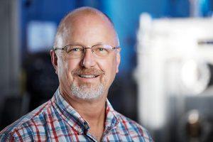 photo of John Chesser