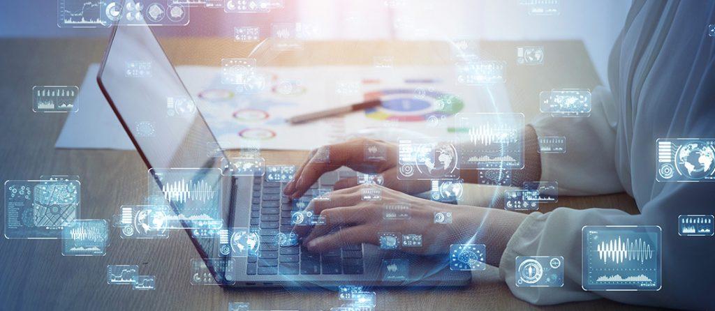 laptop digital technology
